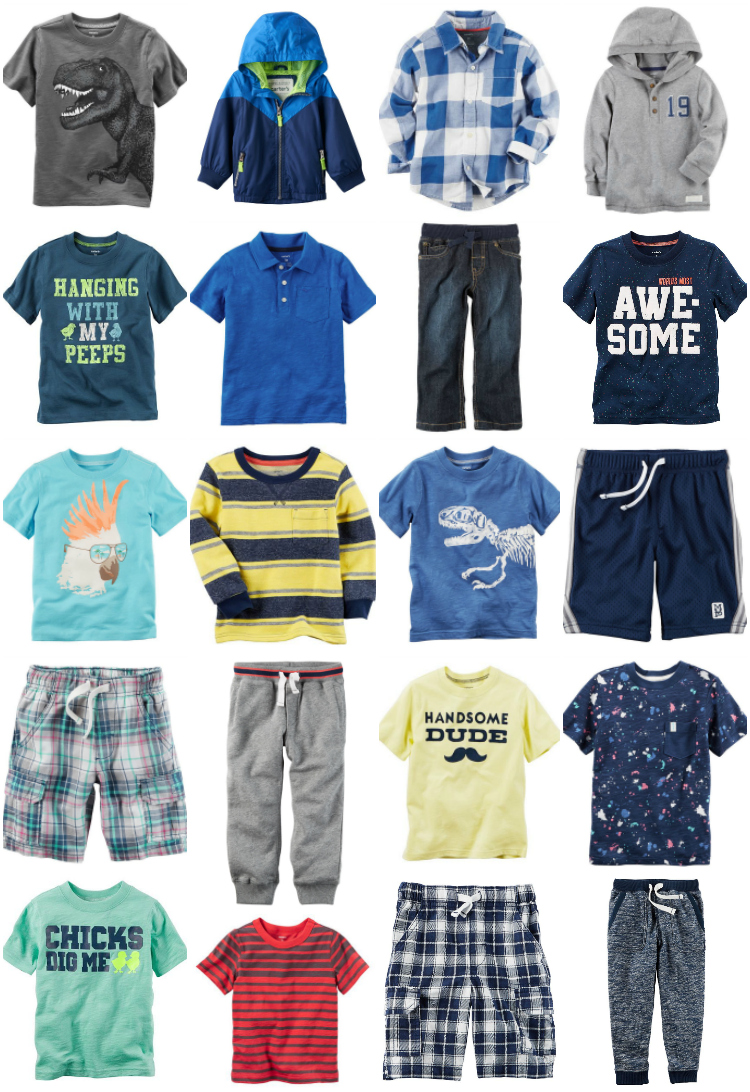 d7e54d8b048 Encourage imagination and creative play all day with clothing your kids can  move in. Shop