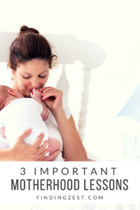 As a mom of three, I've learned three very important lessons over the years that have shaped how I parent and see other parents.