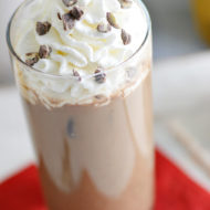 Iced Mint Mocha : Make Delicious Iced Coffee at Home