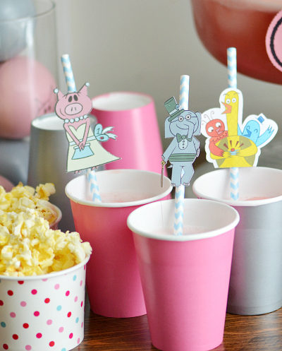 Elephant & Piggie Party: 10th Anniversary + Giveaway