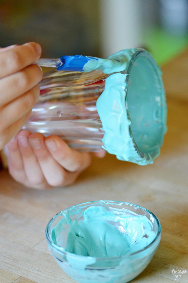 This Mermaid Ice Cream Dream Shake is the perfect dessert for everyday or a mermaid birthday party! Kids will love this fun milkshake!