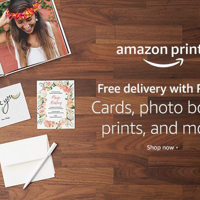 Photo Printing Made Easy with Amazon +$1k Amazon Gift Cards Giveaway