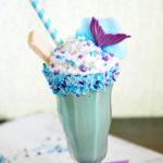 Mermaid Ice Cream Dream Shake
