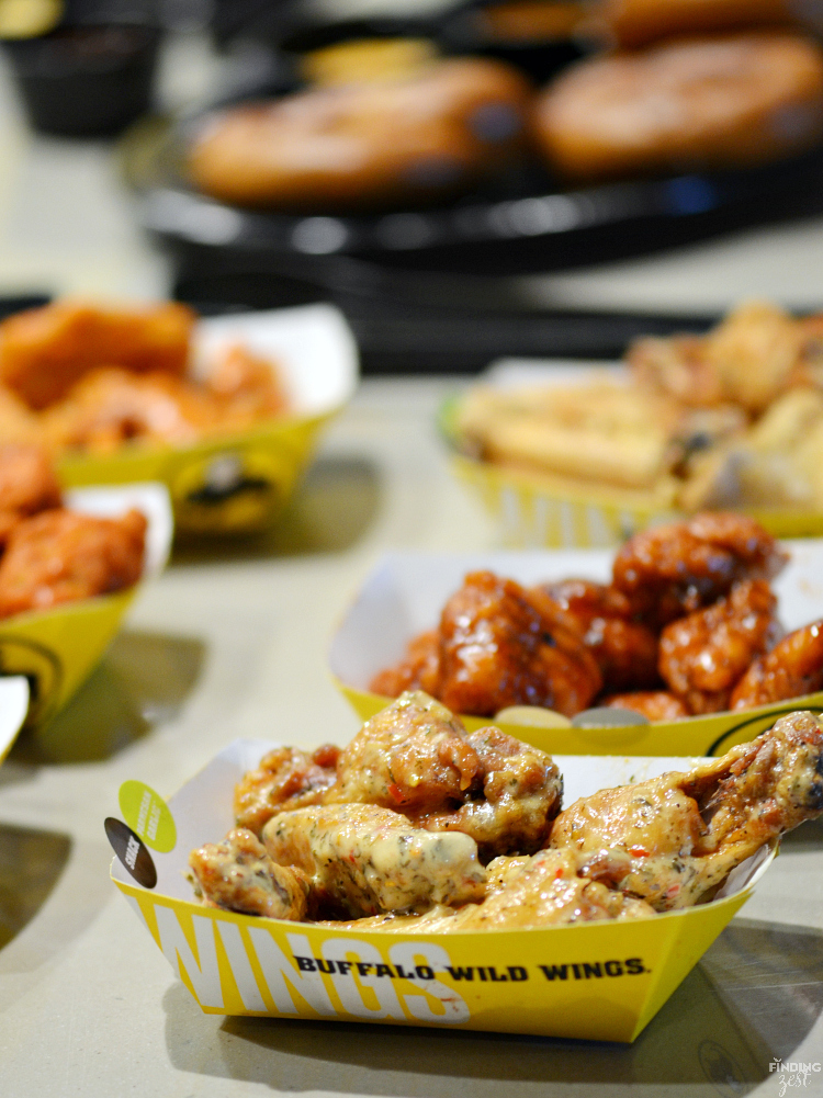"""Buffalo Wild Wings is changing its half-off wing special. During an earnings call, company executives said the second quarter of was """"challenging"""" for Buffalo Wild Wings and the casual dining industry as a whole. The chicken wing promotion remains popular with consumers, but ."""