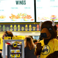 Grab and Go (or Stay) with New B-Dubs Express + Giveaway
