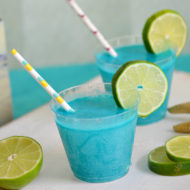 Tropical Mermaid Punch Recipe
