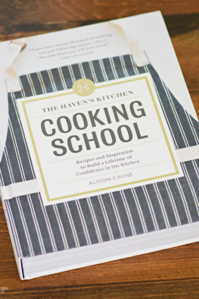 Kitchen Confidence: The Haven's Kitchen Cooking School + Giveaway