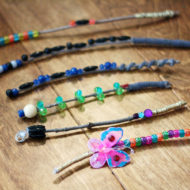 Friendship Wands: Kids Bead Craft