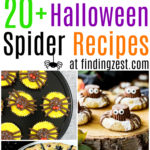 Over 20 Spooky Halloween Spider Recipes You Can't Resist