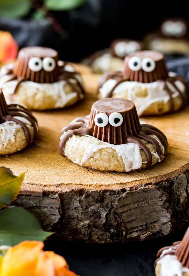 try these deliciously spooky halloween spider recipes over 20 easy halloween food ideas are shared