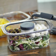 Easy Salad Kit Lunch Hack + Giveaway