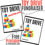 Host a Toy Drive Fundraiser to Give Back