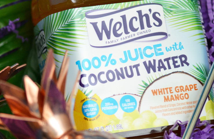 Get the Benefits of Coconut Water Without the Taste!