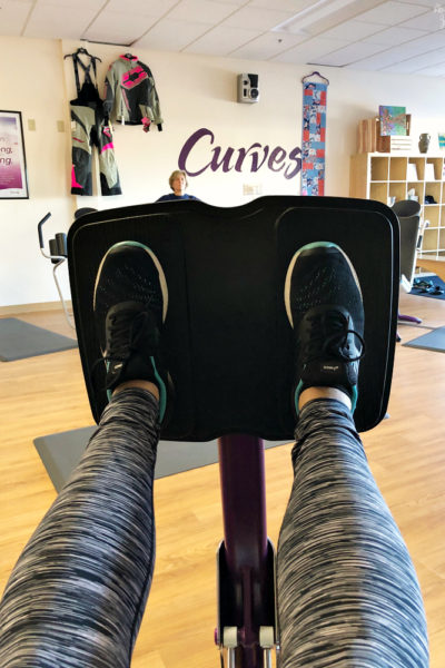 Learn what makes Curves International special including their circuit workout and coaching system along with my experience getting fit again with Curves!