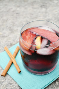 Enjoy the flavors of fall with this delicious apple cinnamon sangria recipe! You can also learn how to get a discount on already amazingly low prices on wine from Cameron Hughes!