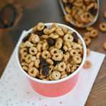 Banana Bread Snack Mix