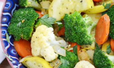 Fresh Sauteed Vegetables for an Easy Side Dish