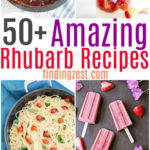 50+ Rhubarb Recipes to Try