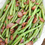Sauteed Green Beans with Bacon