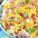 Loaded Red Potato Salad Recipe