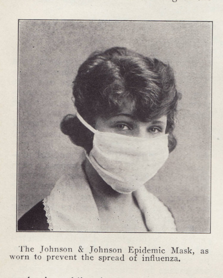 Johnson & Johnson Epidemic Mask