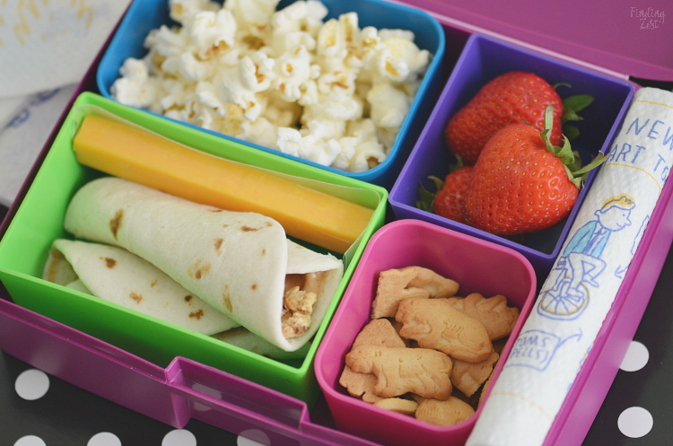 Here are some easy kids lunch ideas that any picky eater will love, especially if they love peanut butter or other nut butters! Get creative with their school lunch to switch things up and get some fun conversation starters!
