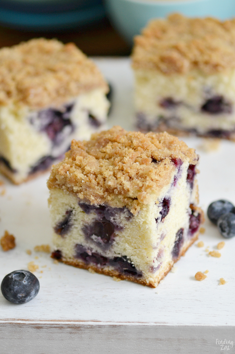 You are going to love this blueberry buck