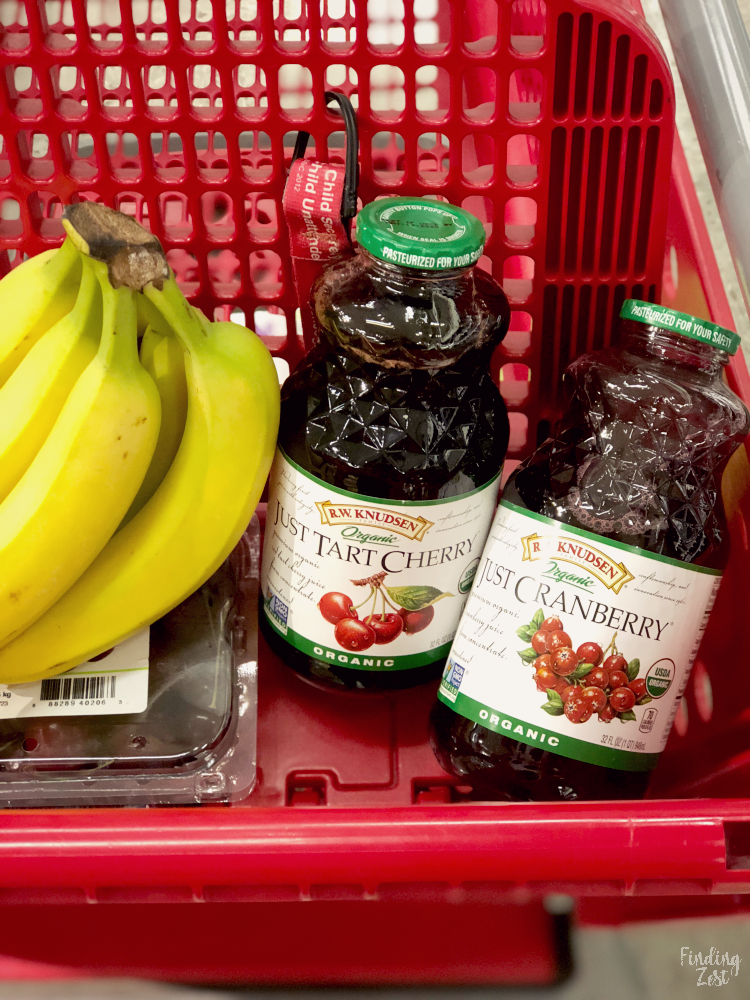 Shopping at Target for RW Knudsen Organic Juice Just Tart Cherry Just Cranberry