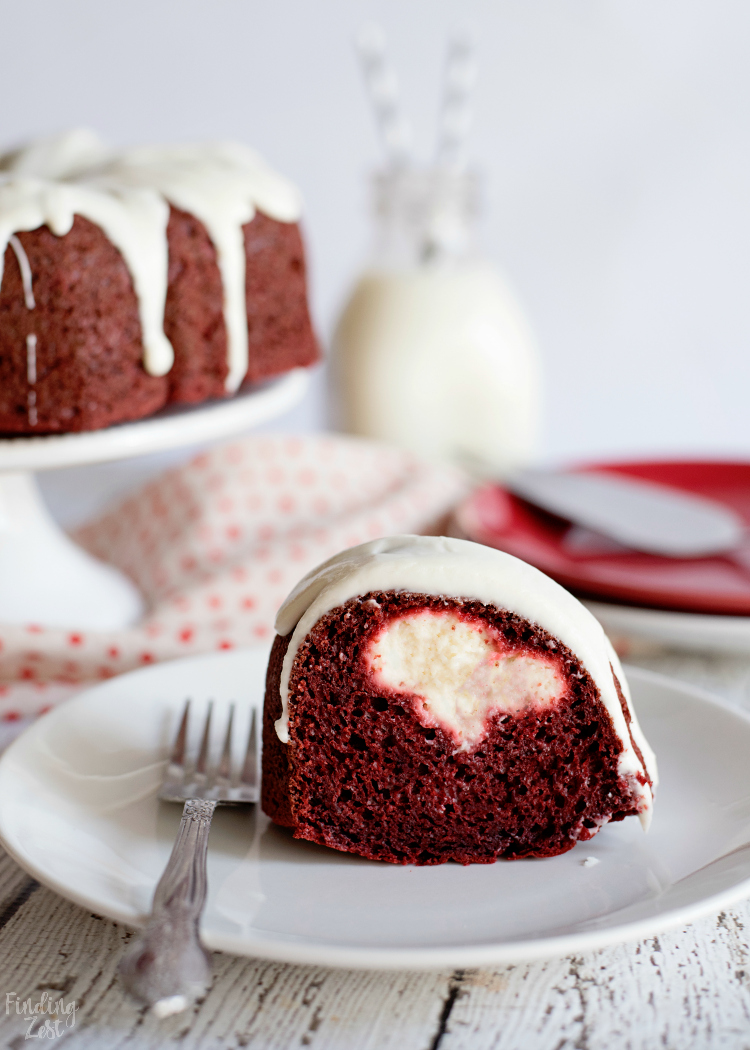 red velvet bundt cake velvet bundt cake with cheese filling finding zest 7014