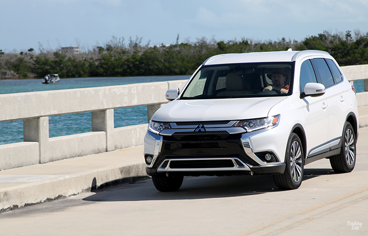 Florida Keys bridge 2019 Mitsubishi Outlander SEL
