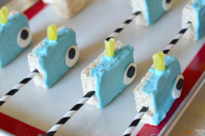 Pigeon Party Treats Mo Willems