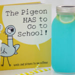 Blue Lemonade Punch: The Pigeon Has to Go to School Summer Party