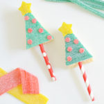 Christmas Tree Rice Krispie Treats: Food Art Fun