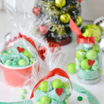 The Grinch Christmas Party Favors