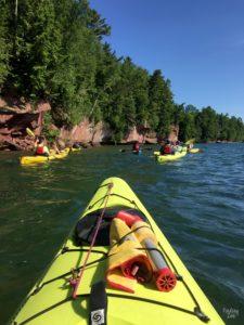 Kayaking Tour in Apostle Islands